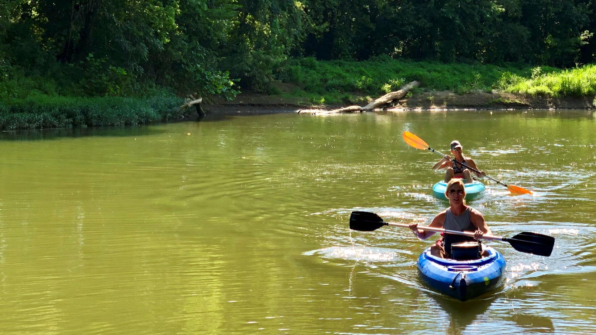 Hocking Hills Kayak Rental